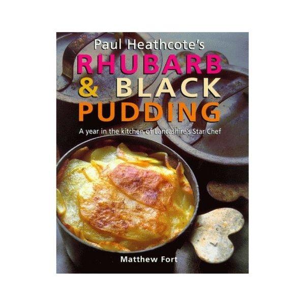 Rhubarb & Black Pudding