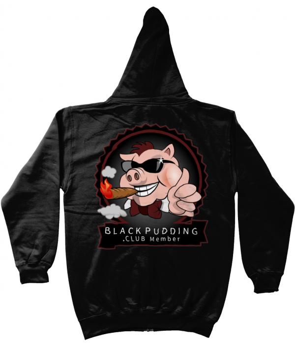 BlackPudding.Club Member Zoodie - Cool Pig