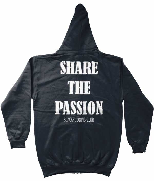 Share the Passion Zoodie