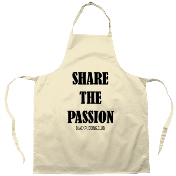 Share the Passion Apron