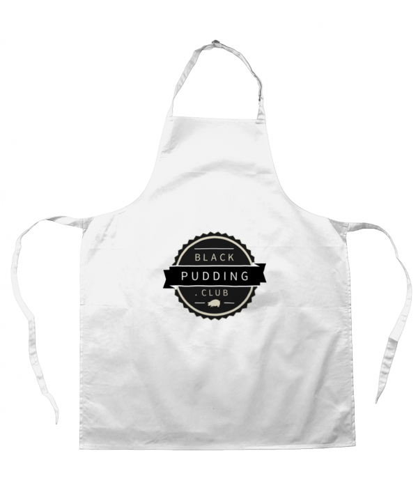 BlackPudding.Club Logo Apron