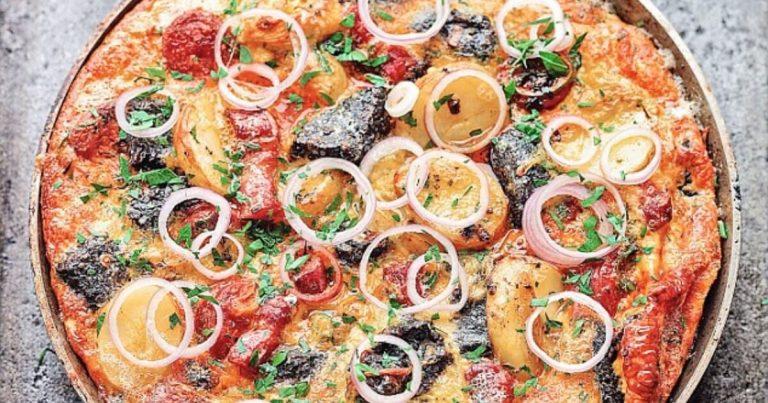 Breakfast Omelette - Tom Kerridge