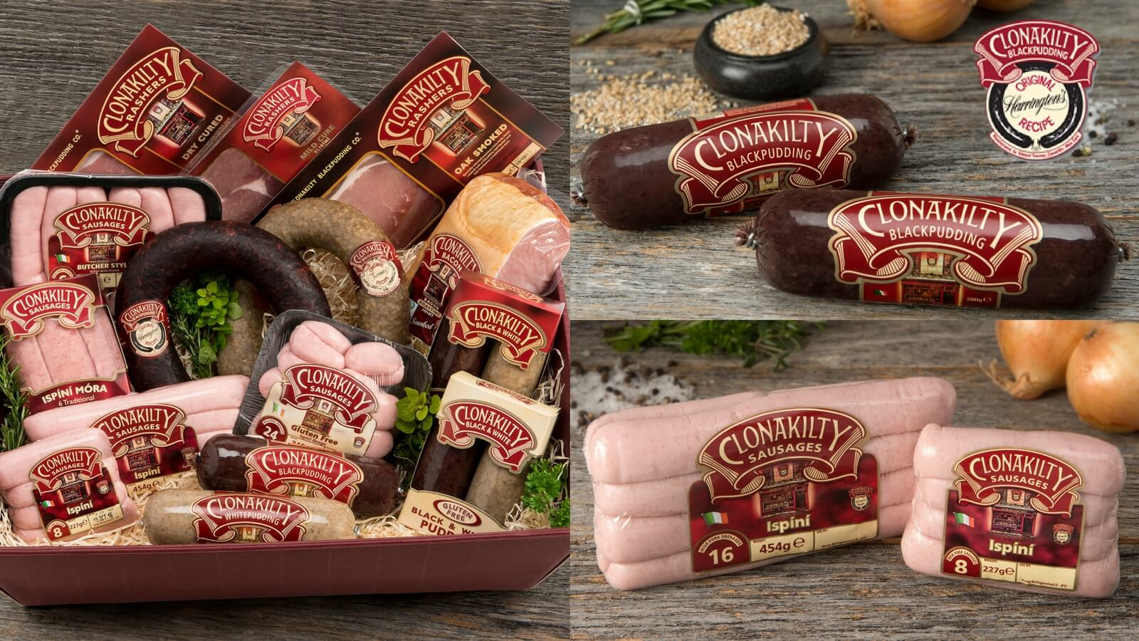 Clonakilty Blackpudding – Products