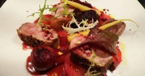Skeaghanore Duck Breast with Black Pudding
