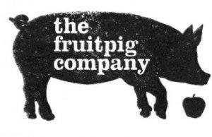 The Fruit Pig Company - Logo