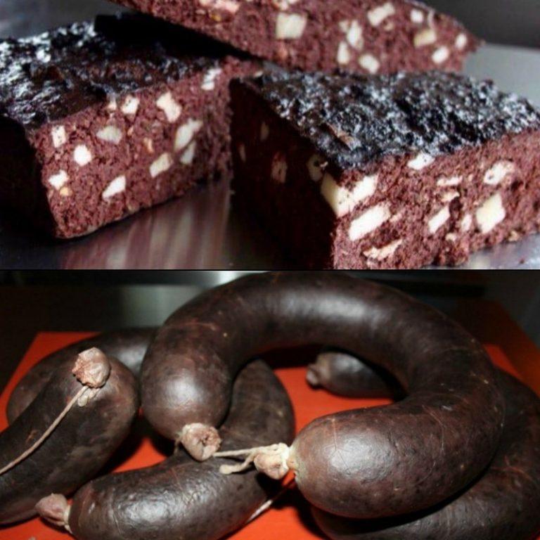 Welsh Mangalitza Cake & Pudding