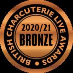Bronze - British Charcuterie Live Awards 2020/21