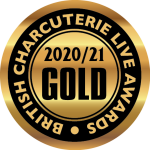 Gold - British Charcuterie Live Awards 2020/21
